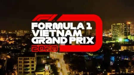 2020F1ベトナムGP開催が正式決定