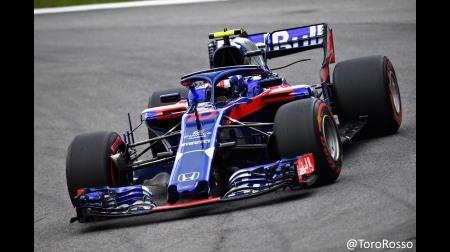 トロロッソ、ザウバーに遅れをとる@F1ブラジルGP予選