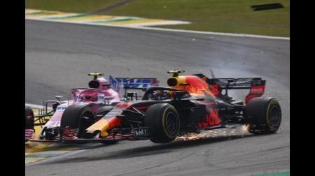 オコン、フェルスタッペンとの接触について語る@F1ブラジルGP