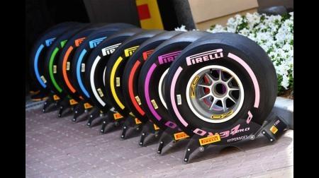2019F1タイヤは全レースでThinゲージ