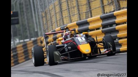 第65回マカオF3GP予選レースの予選結果