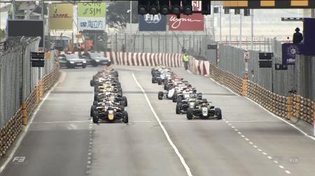 第65回マカオF3グランプリ予選レース結果
