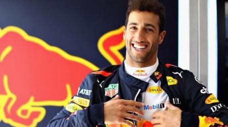 リカルド、ルノーF1での新たな挑戦を「怖い」「楽しい」と表現