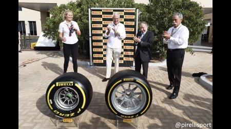 ピレリ、F1とタイヤ供給契約を2023年まで延長