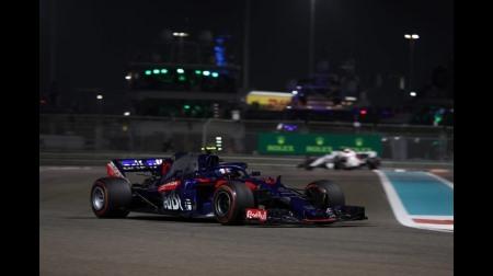 ホンダ、最終戦でトラブル続出@F1アブダビGP