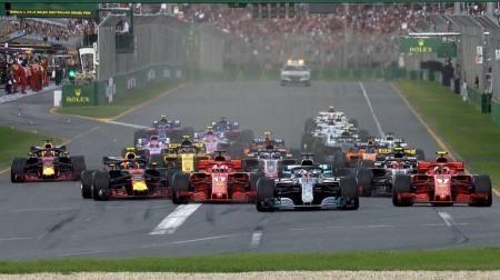 F1が4K放送に