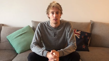 ハートレーから日本のファンにビデオメッセージ