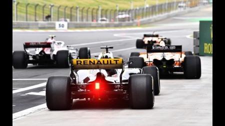 F1のグリッド降格ペナルティはまだ改善の余地がある