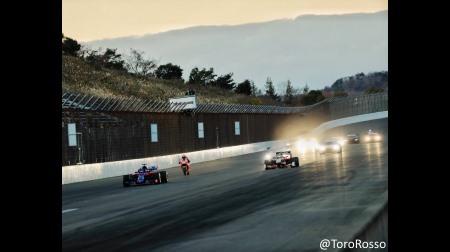 現行F1マシンは静か過ぎる