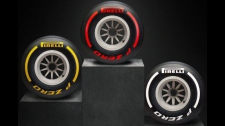 ピレリが2019開幕4戦の持ち込みタイヤを発表