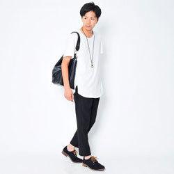 初心者ファッション メンズ 夏 流行2