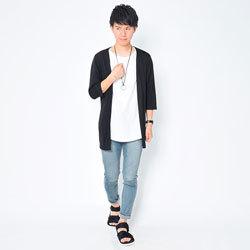 初心者ファッション メンズ 夏 流行3