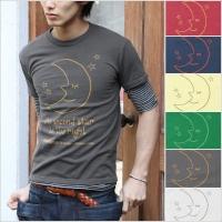 激安 メンズプリントTシャツ 2017-5