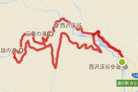 MMH西沢渓谷170825BL