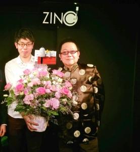 201612ぴあのこ&田中照久 (1) - コピー