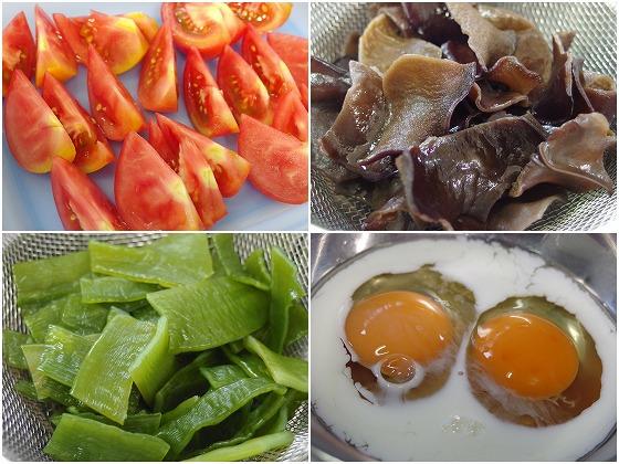 170625トマトとキクラゲの中華風卵炒め-1