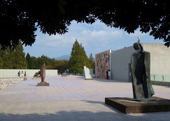 161023ヴァンジ彫刻庭園-1