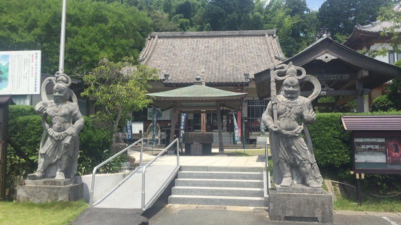 関東36不動 第32番札所 最上寺