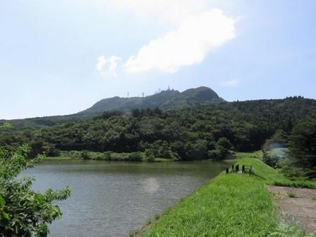 キツネ八幡岳の 011