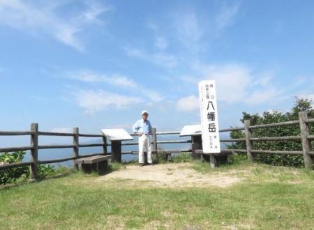 キツネ八幡岳の 027