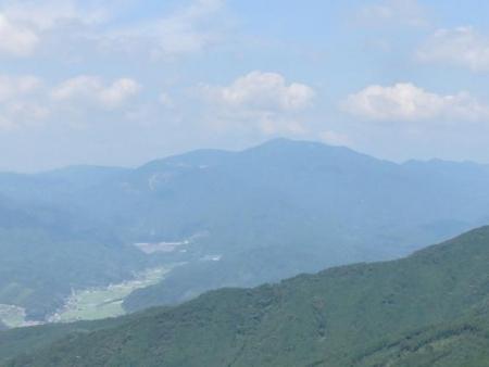 キツネ八幡岳の 018