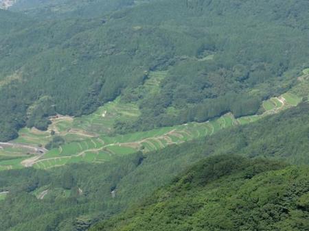 キツネ八幡岳の 015