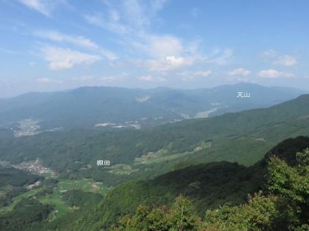 キツネ八幡岳の 020