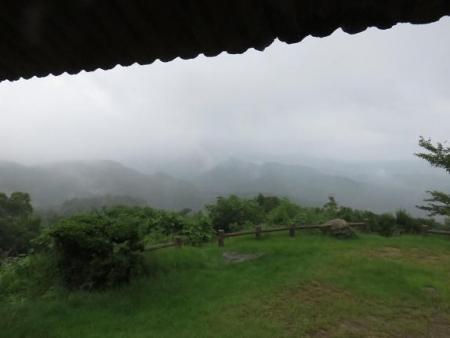 清水山 霧雨ハグロトンボ 032