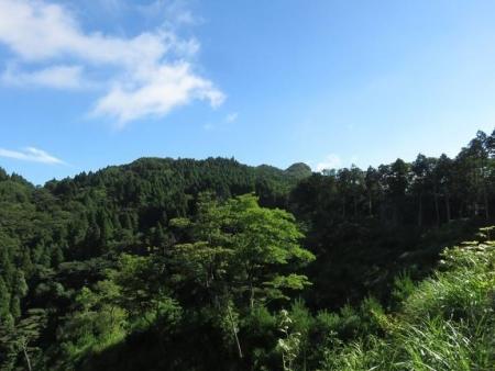 カラ迫岳に登る 054