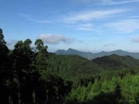 カラ迫岳に登る 048