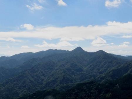 カラ迫岳に登る 137
