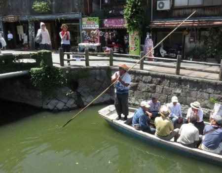 柳川落語川下り御花 097