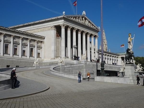 2014欧州 ウィーンでお散歩④ (2)