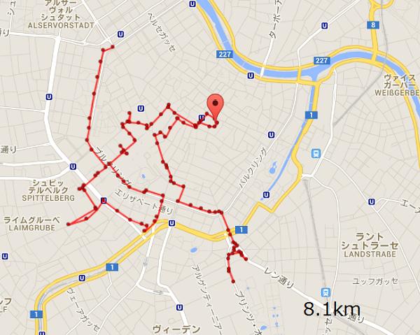 ウィーン お散歩 1
