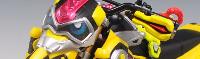 SHF仮面ライダーレーザーバイクゲーマーレベル2