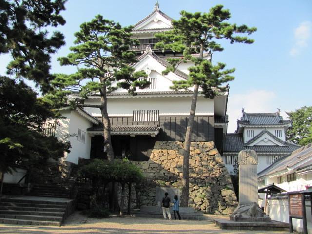 岡崎城2010.10.02B