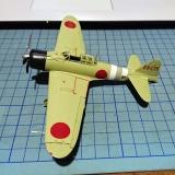 1/72 零戦二一型 瑞鶴搭載機