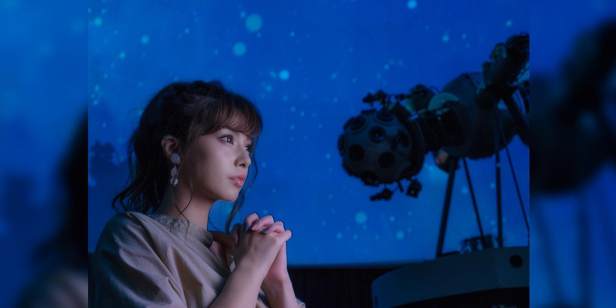 プラネターリアム銀河座ブログ背景