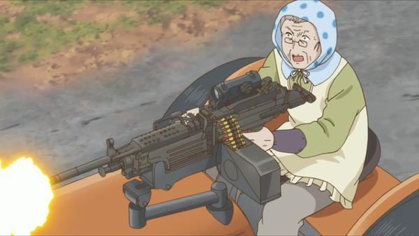 婆婆婆婆婆婆婆ッ