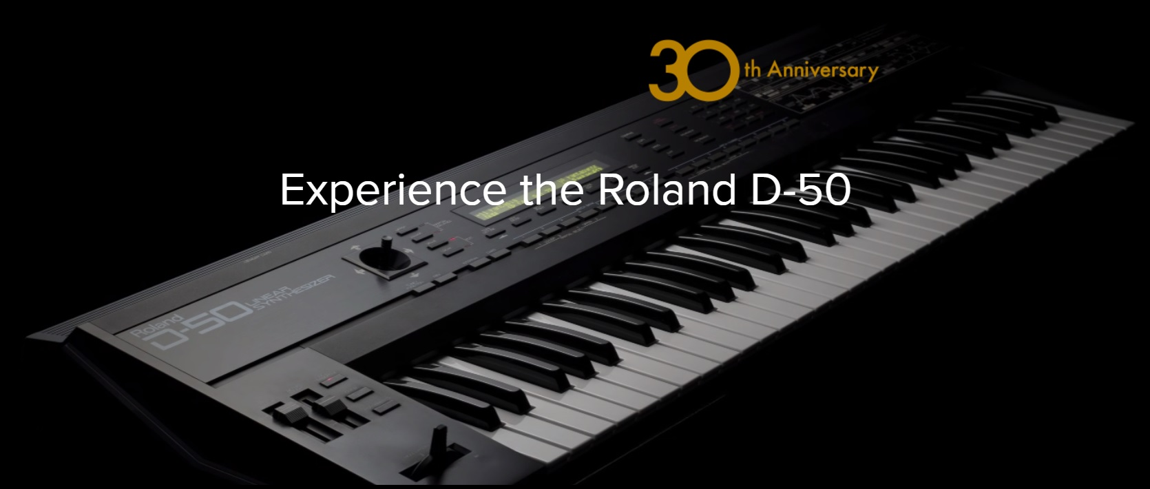 Experience the Roland D-50