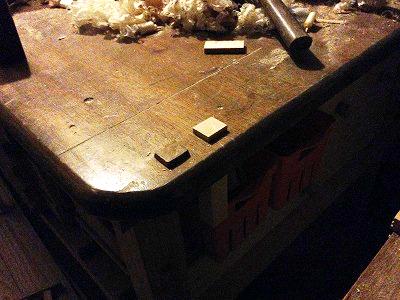 作業台 鉋かけ装置 (4)