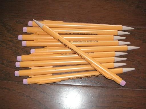 鉛筆10本