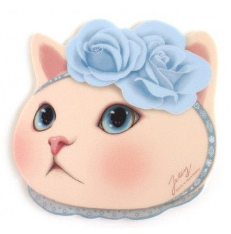 choohoo 白猫青薔薇