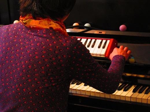 留美ピアノ素描