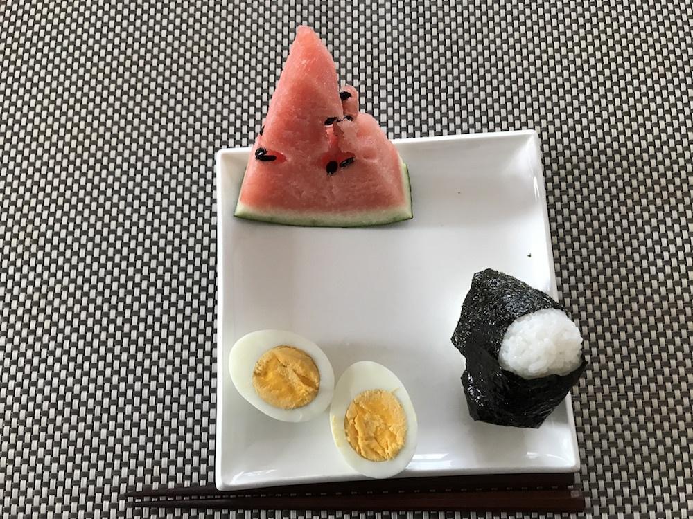 朝ご飯0716