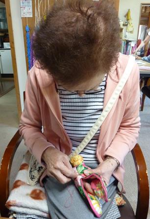 裁縫ポーチ