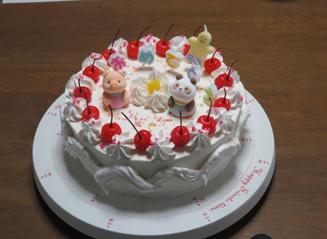誕生日祝い3