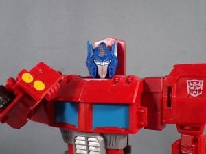 Transformers Generations Cyber Battalion Optimus Prime (1)