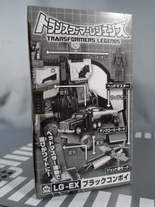 東京おもちゃショー2017 トランスフォーマー レジェンズ LG-EX ブラックコンボイ で比較&遊ぼう (1)c