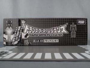 東京おもちゃショー2017 トランスフォーマー レジェンズ LG-EX ブラックコンボイ で比較&遊ぼう (1)e